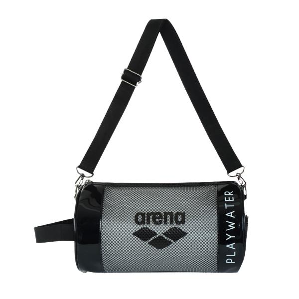 아레나 숄더백 수영가방 AVAAB04, 블랙