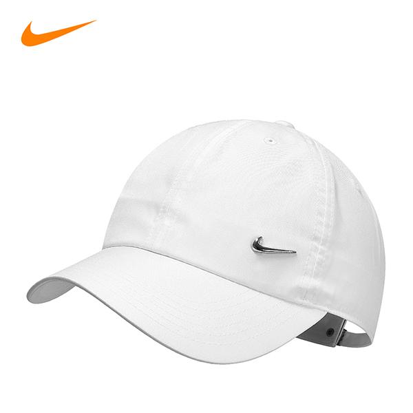 나이키 헤리티지86 메탈 스우시 캡 모자 AV8055-100 볼캡 야구 골프, 모델명:AV8055-100 / 사이즈:MISC
