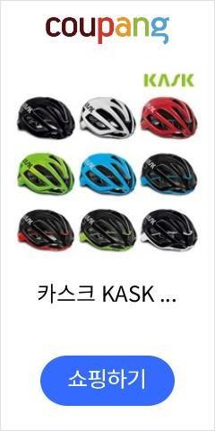 카스크 KASK 자전거헬멧 프로톤 Protone 세파스 정품, 프로톤 블랙-화이트L