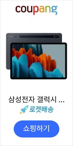 삼성전자 갤럭시 탭S7 11.0 Wi-Fi 128GB, SM-T870N, 미스틱블랙