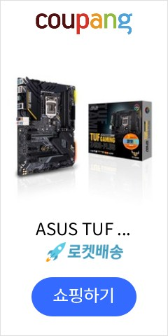 ASUS TUF Gaming Z490-PLUS (코잇)