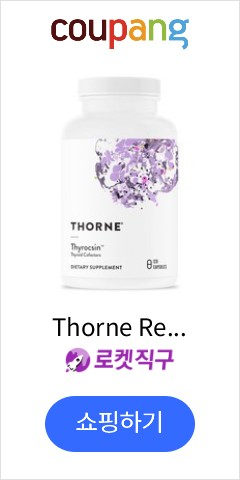 Thorne Res...