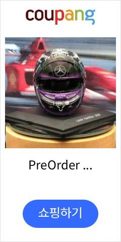 PreOrder 스파크 1:5 F1 레이싱 헬멧 Mercedes-Benzz LHamilton PreOrder Sp, 상세내용참조, 상세내용참조, 상세내용참조