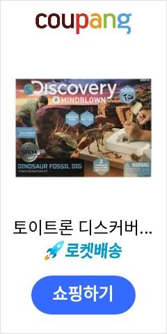 토이트론 디스커버리 공룡 화석 캐기 탐험 세트, 1세트
