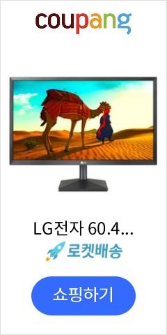 LG전자 60.4 cm FHD 프리싱크 IPS 모니터, 24MK430H