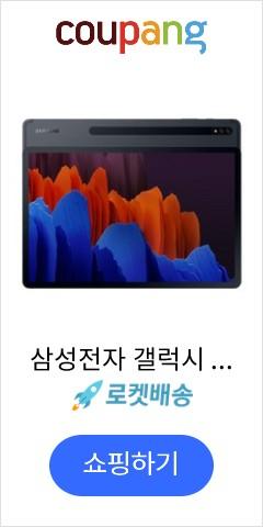 삼성전자 갤럭시 탭S7+ 12.4 Wi-Fi 256GB, SM-T970N, 미스틱블랙