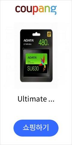Ultimate SU630 480GB 3D QLC, ADATA