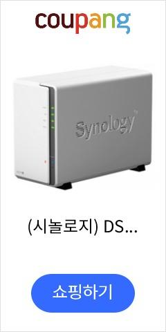 (시놀로지) DS218J 2베이 (에이블) SEAGATE IRONWOLF PRO 레스큐 증정대상 (SEAGATE IRONWOLF PRO HDD 12TB(6TB2)) RAID 0 시놀로지/레스큐/증정대상/에이블/베이, 단일 모델명/품번