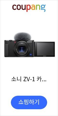 소니 ZV-1 카메라