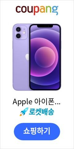 Apple 아이폰 12 자급제, 256GB, 퍼플