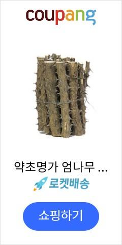 약초명가 엄나무 1단 국내산, 300g, 1개