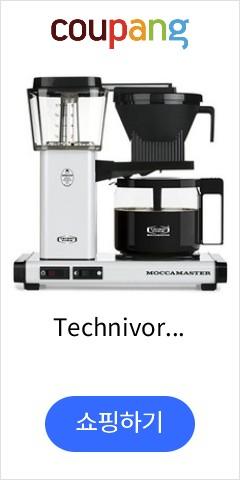 Technivorm Moccamaster 59461 KBG Coffee Brewer 40 oz White Technivorm Moccamaster 59461 KBG 커피 브루어 1, 1