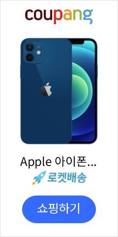 Apple 아이폰 12, Blue, 64GB