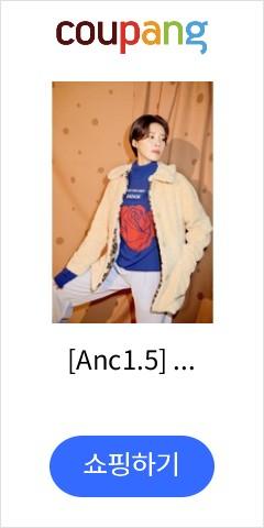 [Anc1.5] 앙크1.5 x 셀럽 장도연 콜라보 몽글이 베이직 페이크퍼 자켓