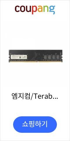 엠지컴/Terabyte Ramonster DDR4 8GB PC4-21300