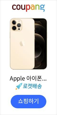 Apple 아이폰 12 Pro Max, 공기계, Gold, 256GB