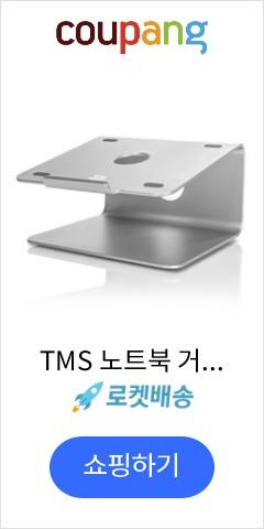 TMS 노트북 거치대 TMS-NTS200, 단일 색상