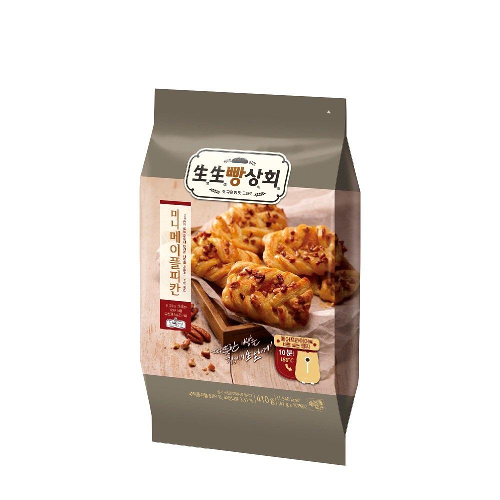 생생빵상회 미니 메이플피칸(10개입)410gX2봉, 2봉, 410g