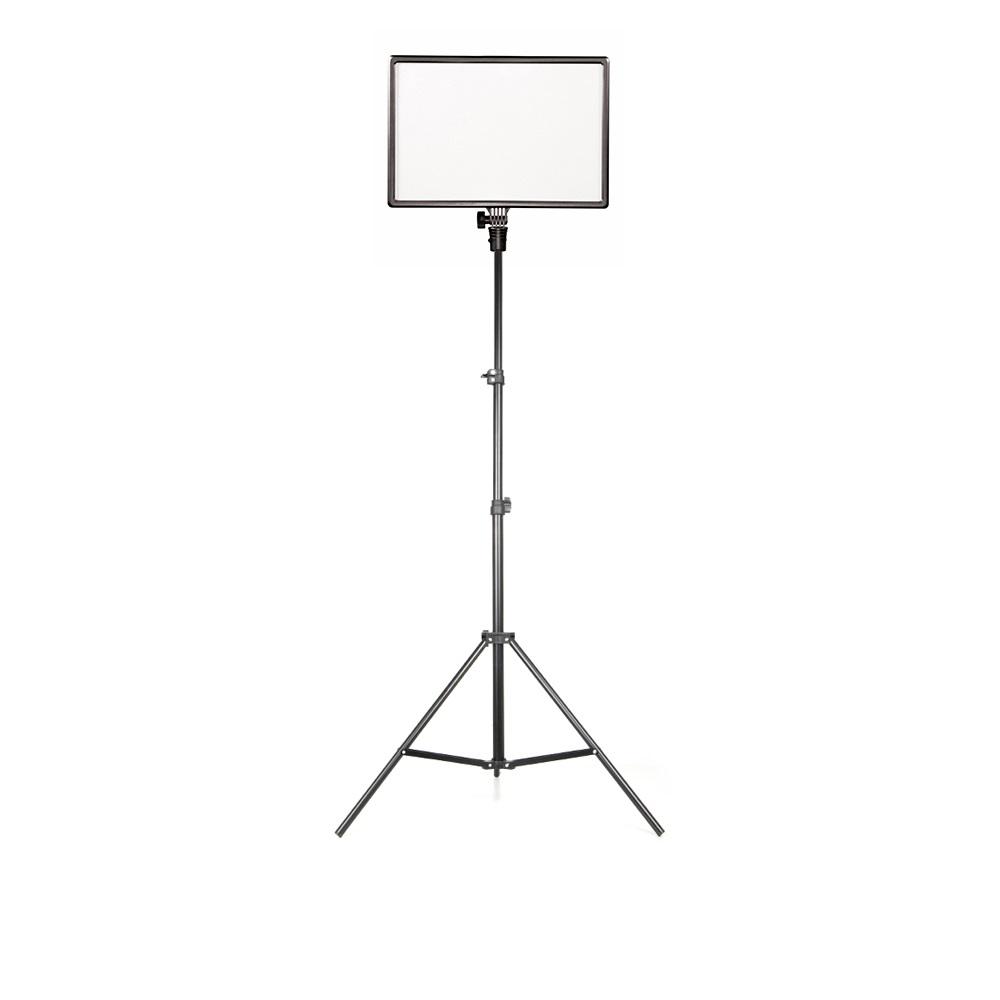 NANGUANG 정품 가성비 그뤠잇 국민조명 룩스패드43H 스탠드 세트, 1세트, 룩스패드43H+어댑터+라이트 스탠드