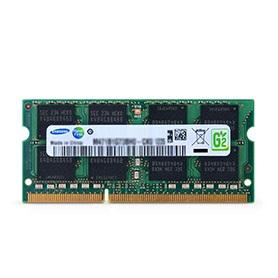 삼성전자 메모리 램 노트북용 DDR3L 8G 12800 양면 저전력, 단품