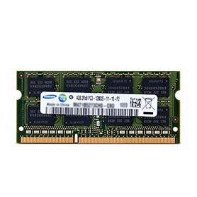 삼성전자 메모리 램 노트북용 DDR3 4G 12800 양면 일반, 단품