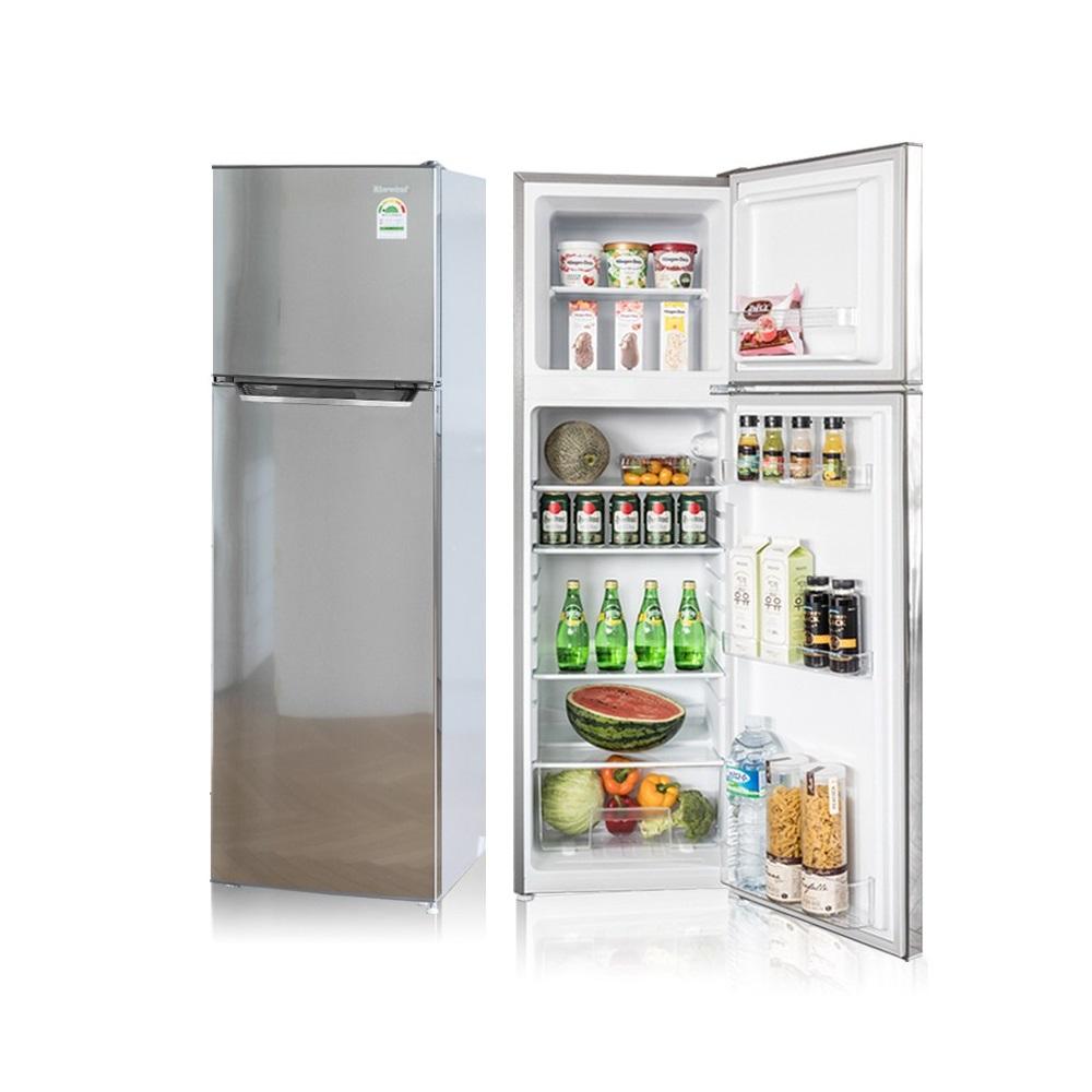 캐리어 1등급 슬림형 냉장고138L CRFTD138VMS 무료설치배송 단품
