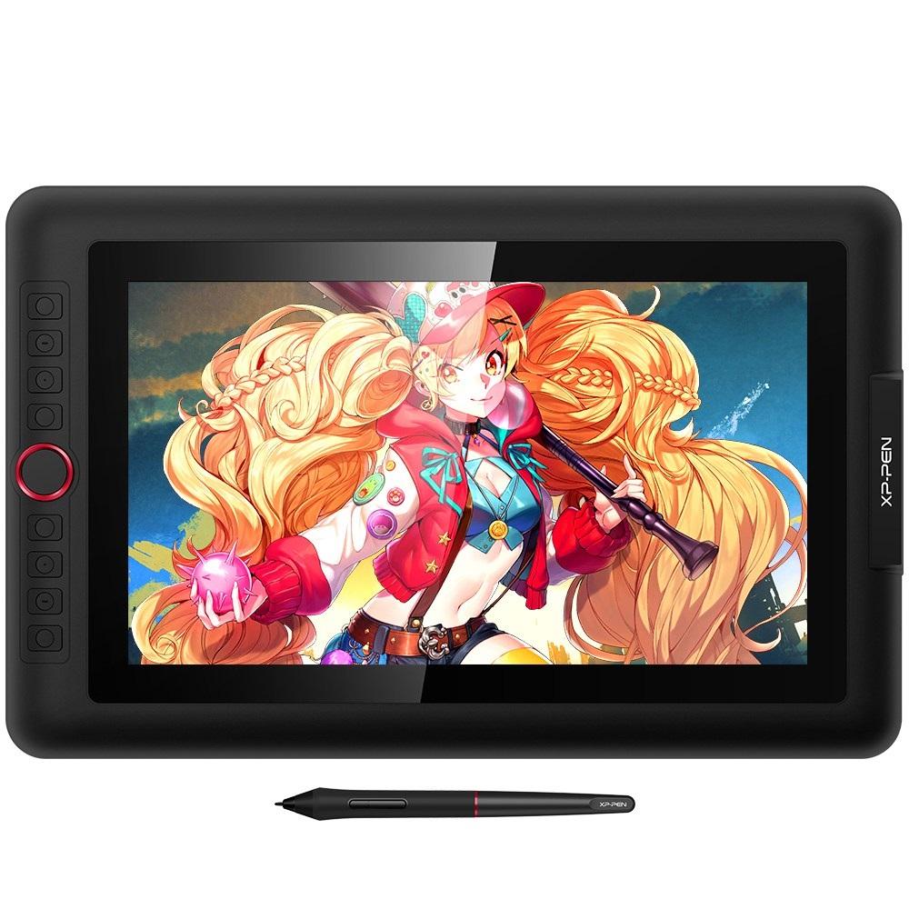 엑스피펜 Artist 13.3 Pro 드로잉 액정 타블렛 33.782cm, 블랙, 단일상품