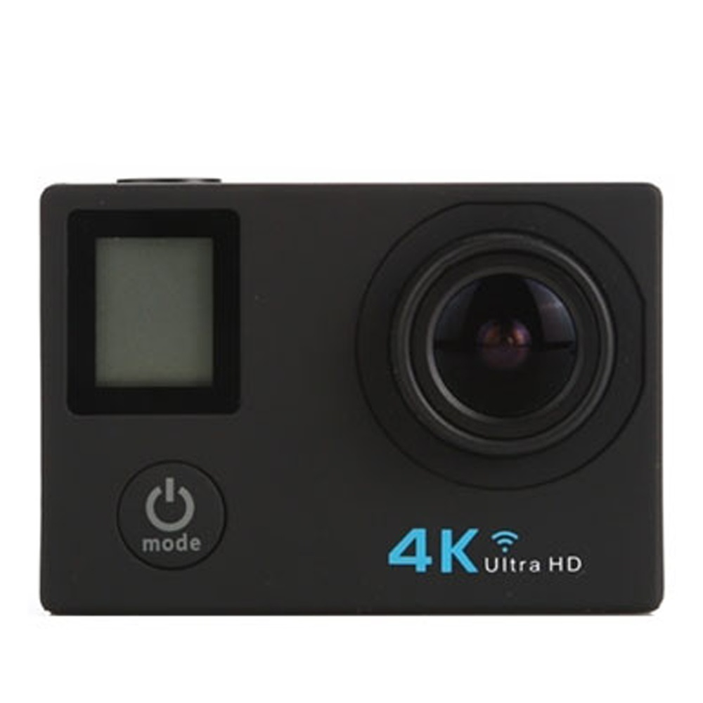 유프로 가성비 와이파이 방수 미니 4K 액션캠 기본 블랙, A3-ACTION-CAM