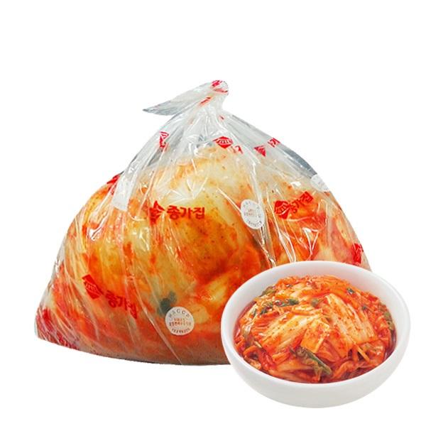 종가집 [종가집공식판매몰] 먹기좋게 썰은 맛김치10kg(백두), 1개