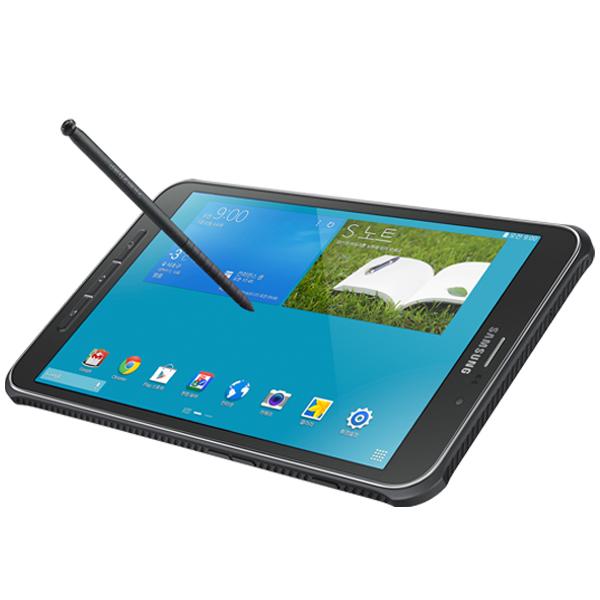 삼성전자 갤럭시탭 액티브8.0 태블릿PC Wi-Fi LTE PEN+케이스+SD64G 사은품증정, 티타늄, 갤럭시탭 액티브 8.0 SM-T365