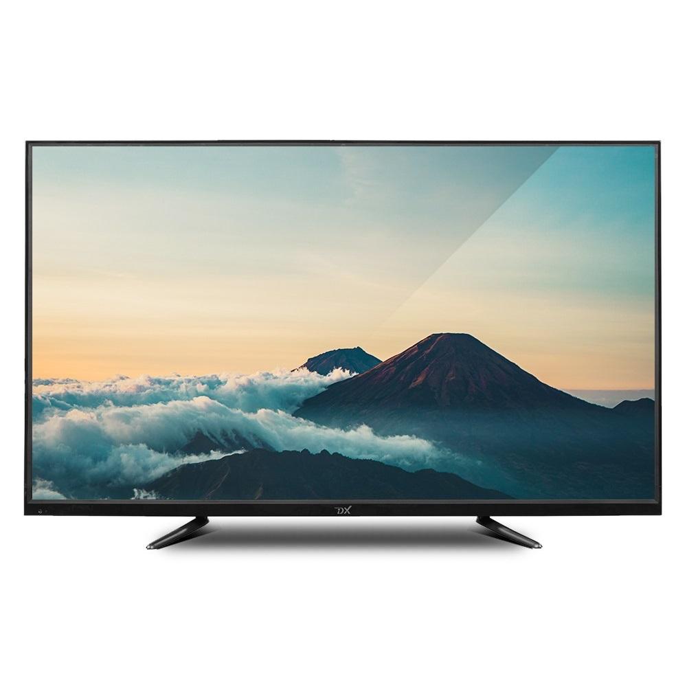 [디엑스] 43인치TV 고화질 4K UHDTV 모니터 42인치TV DX4300UHD, 자가설치, 스탠드형