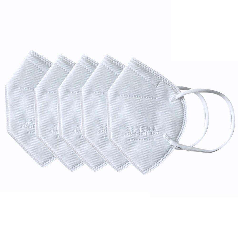 시모어 KN95 헤드 마운트 마스크 필터 효과 95 % 3 가지 주요 항균 기술 20 개 상자(헤드 및 이어 마운트의 두 유형의 마스크가 무작위로 전달됨), 1개, 5개