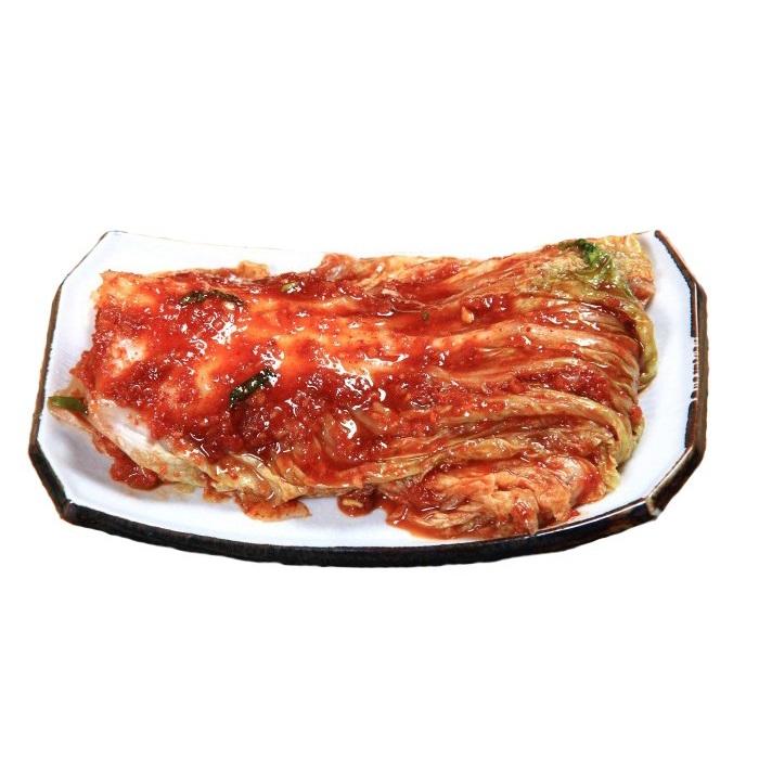 조풍연매운실비김치 대전 월평동 40년 전통의 조풍연 매운 실비김치, 1팩, 1kg