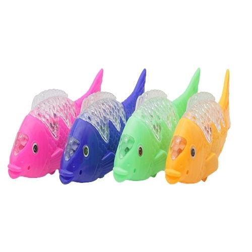 LED뮤직파닥물고기 움직이는물고기장난감 로봇피쉬 물고기장난감