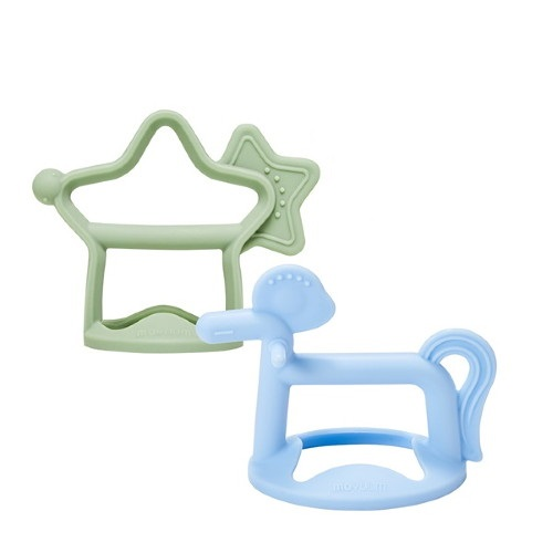 모윰 [모윰] 치발기 기프트팩(세이지+블루), 선택완료, 세이지+블루
