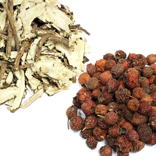 자연초 국산 당귀+산사 세트차600g(당귀300g+산사열매300g), 1개