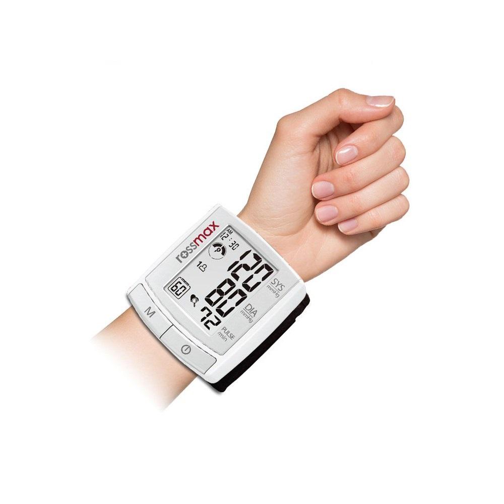 녹십자MS 손목혈압계 손목형 AS 보증기간5년 bi701_이끌림케어출고, 1개, bi701 손목혈압계