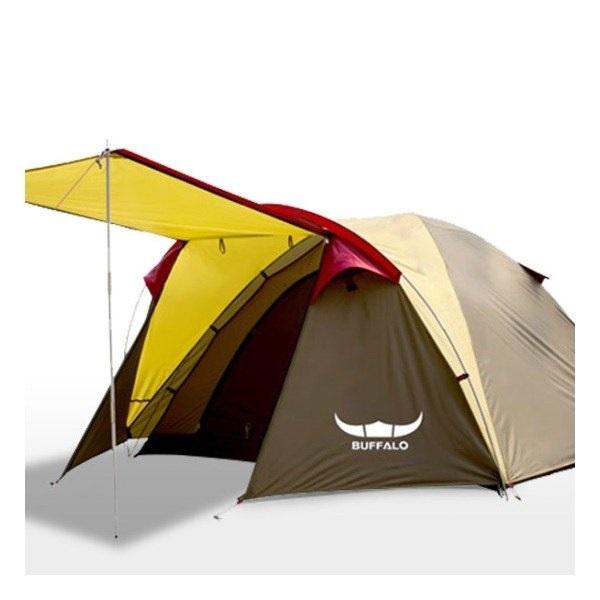 [버팔로] 뉴 필드돔 텐트/4-5인 백패킹 낚시텐트 돔형텐트 캠핑텐트, 모델명:뉴 필드돔 텐트, 상세 설명 참조