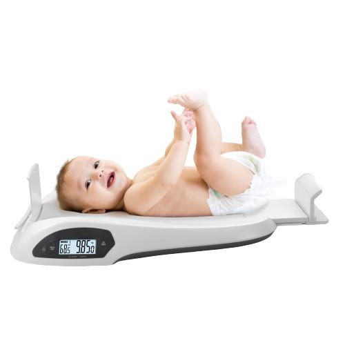 휴비딕 디지털 유아 체중계 신장계 HUS-315B, 단품