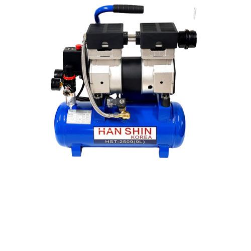 HANSHIN 추천 가정용 콤프레셔 2.5마력 9리터 (에어건 호스포함) HST-2509 (POP 135028001)