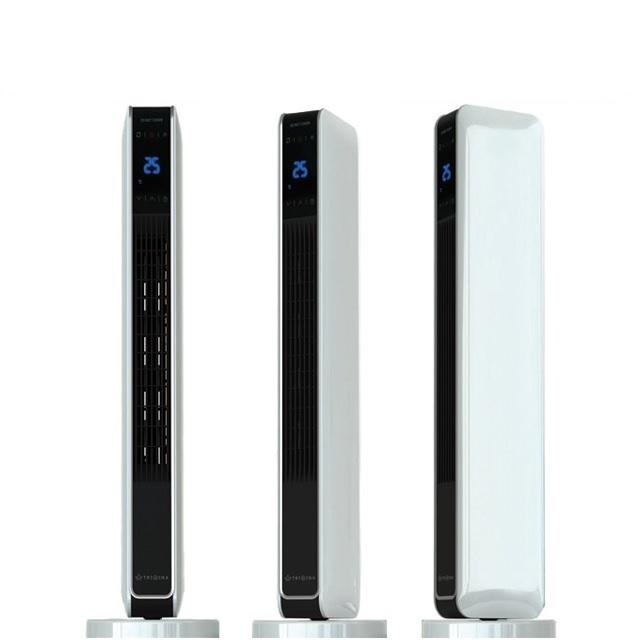에어펜 온풍기 미니 전기 소형 (가정용 사무실 욕실), 타워형온풍기, vp50