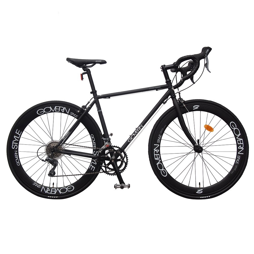 CR16 로드 자전거 크로몰리 클라리스 무료조립+배송, 실버