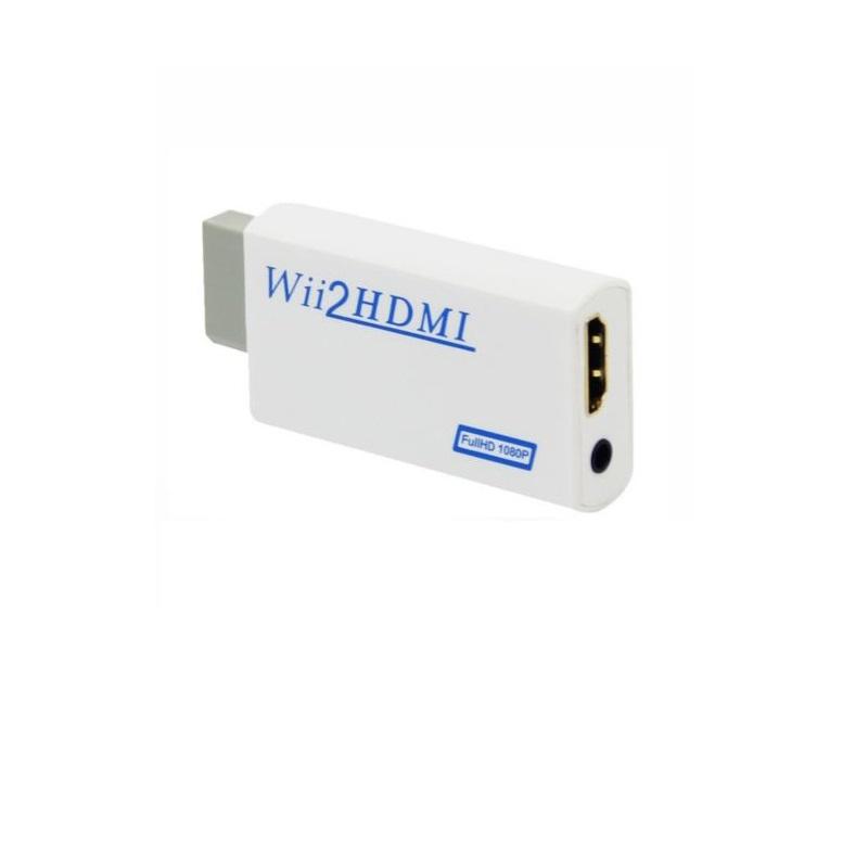 파트스캐너 WII2HDMI 컨버터 위컨버터