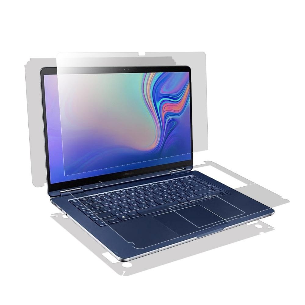알럽스킨 삼성 노트북 펜 Pen S 15 저반사 액정+외부 보호필름 2매 NT950SBE NT950SBV NT951SBE 노트북용, 1개