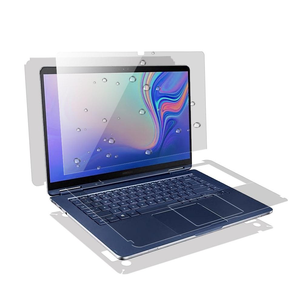 알럽스킨 삼성 노트북 펜 Pen S 15 올레포빅 액정+외부 보호필름 2매 NT950SBE NT950SBV NT951SBE 노트북용, 1개