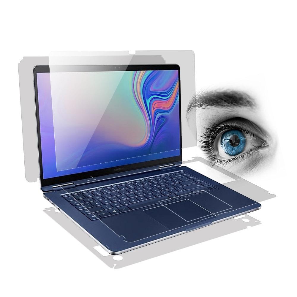 알럽스킨 삼성 노트북 펜 Pen S 13 시력보호 액정+외부 보호필름 2매 NT930SBE 노트북용, 1개