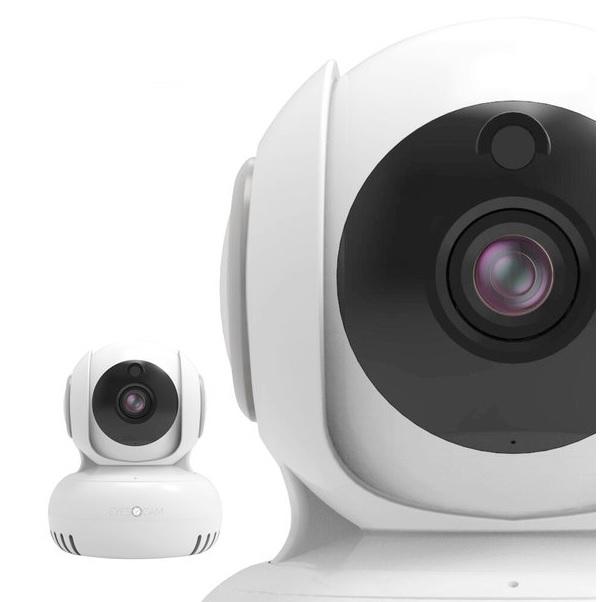 아이즈캠 1080P 화재감지 200만화소 IP카메라 가정용 홈CCTV
