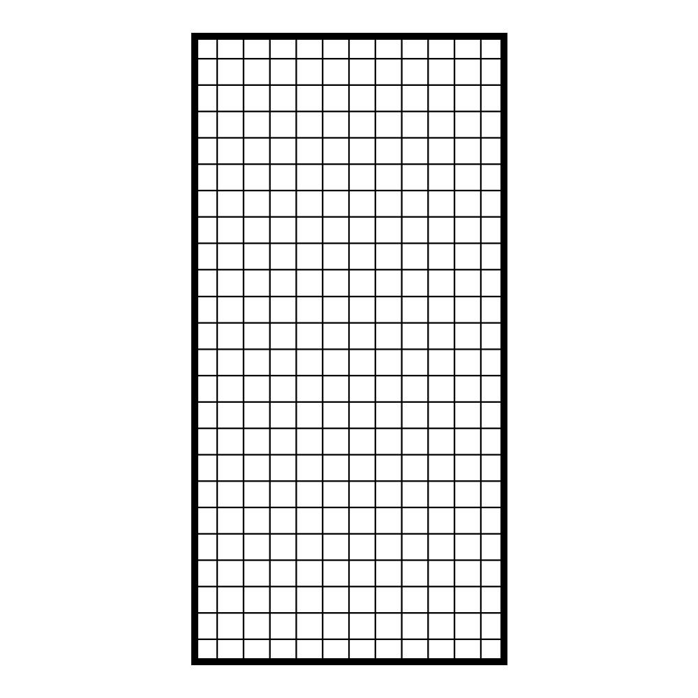 JNCP 휀스망 60x120cm 메쉬망 네트망 철망 악세사리진열대 방묘 후크, 1개