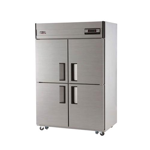 유니크 업소용 냉장고 45박스 메탈릭 UDS-45HRFAR