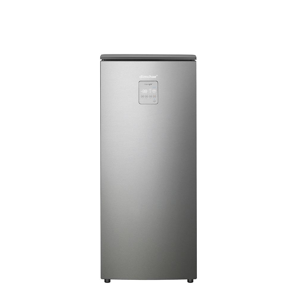딤채 [포토리뷰글라스락2.7L증정] EDS10DFMMSS 102리터 스탠드형 김치냉장고